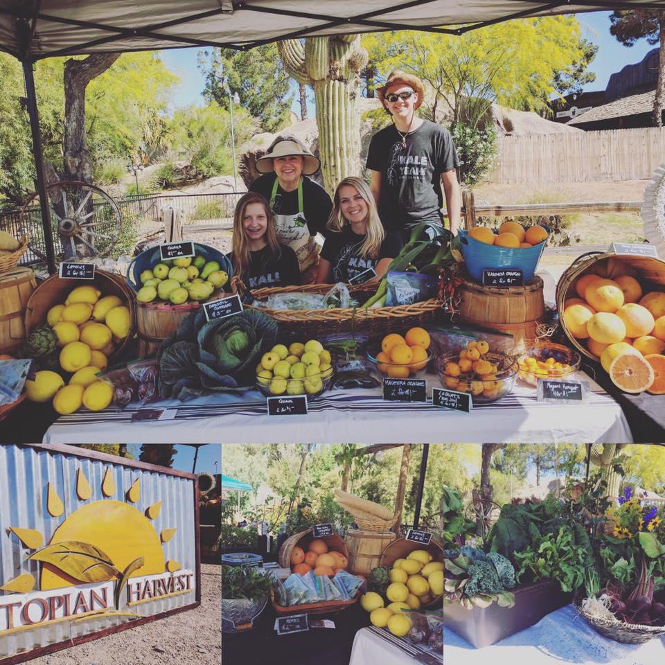 Farmer Market- crew